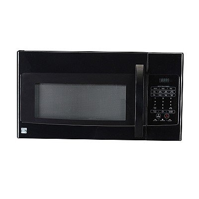 Kenmore Elite Over The Range Microwave 16 Cu Ft 1000 Watts Black