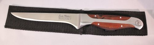 "Gunter Wilhelm Executive Chef Series Model 214 6"" Boning/Fillet Knife"