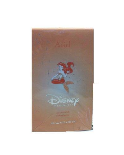 Princess Ariel per Donne di Disney - 100 ml Eau de Toilette Spray