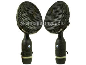 Coles 4038 Stereo Matched Pair by Coles Microphones