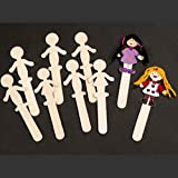 Large People Sticks (Pack of 12)
