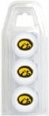 Iowa 3 Golf Ball Pack