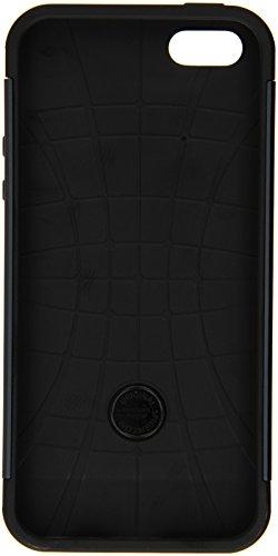 iPhone 5S Cover, Spigen Cover iPhone 5S / SE [Protezione Dual-Layer] Slim Armor [Metal Slate] **Doppia Protezione, Custodia iPhone 5 / 5S / SE (SGP10365)
