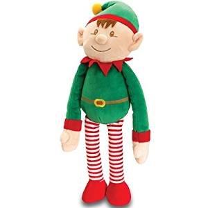 keel-toys-dangle-elf-plush-soft-toy-green20cm