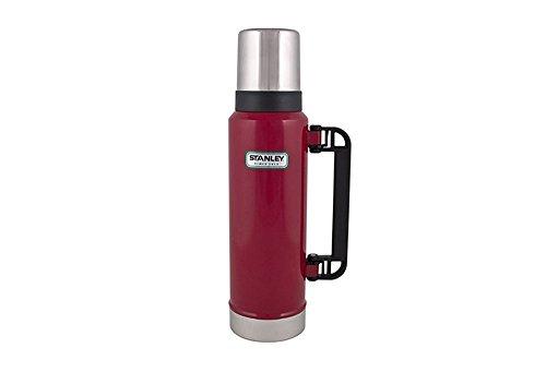 Stanley 1.4Qt Classic Ultra Vacuum Bottle - Red, 1.4Qt
