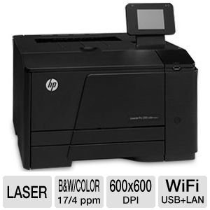 Hewlett Packard CF147A#BGJ LaserJet PRO 200 Color M251NW Wireless Printer
