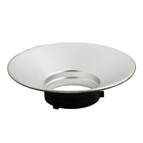 PhotoSEL FRW120 Wide Angle Reflector 120 Degrees 22cm Diameter For PhotoSEL / Bowens Studio Flash