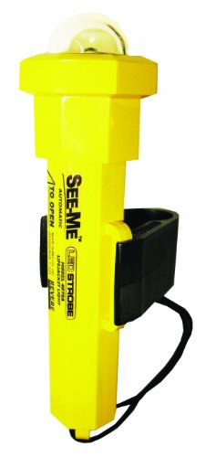 UST Marine See-Me Auto Strobe Light (Yellow)