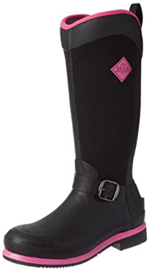 MuckBoots Women's Reign Tall Equestrian Boot | Amazon.com