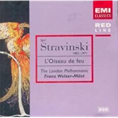 Sir Georg Solti Conducts The London Philharmonic Orchestra: Tchaikovsky Symphony No.6 & Stravinsky The Firebird Suite (1919)