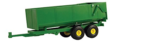 Ertl John Deere Dumping Wagon, 1:16 Scale