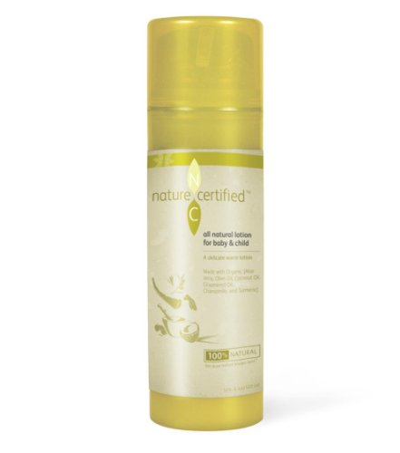All Natural Lotion for Baby and Child - 120 ml