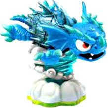 Skylanders LOOSE Figure Warnado Includes Card Online Code - 1