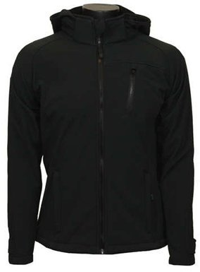 Boulder Gear Soft Shell Jacket (S, Black)