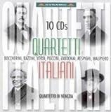 Various Composers - Quartetti Italiani [10xCD Box Set]