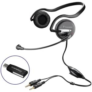 31eIe%2Bzw4wL. SL500 AA300  Altec Lansing AHS 433 Behind the Neck Headset   $10 + Free Shipping
