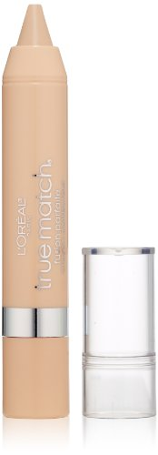 L'Oreal Paris discount duty free L'Oreal Paris True Match Super-Blendable Crayon Concealer, Fair/Light Neutral, 0.10 Ounces