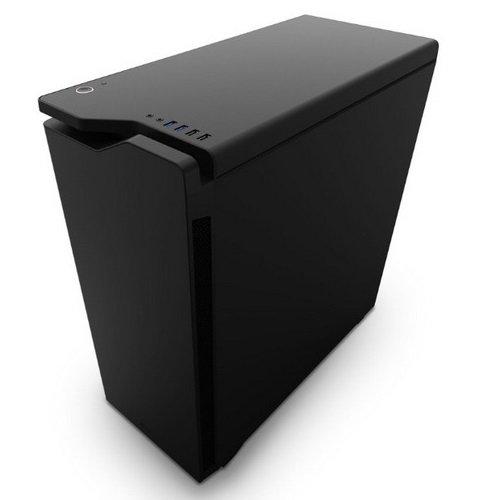 NZXT CA-H442C-M8 Boîtier PC sans alimentation ATX Noir