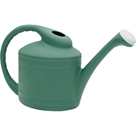 Dynamic Design WC8112FE 2-Gallon Garden Poly Watering Can