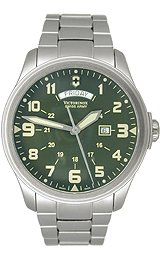 Victorinox Swiss Army Men's Infantry Vintage Day/Date watch #241291