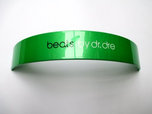 Goodies® Replacement Top Headband For Beats Studio Headphones Green Color