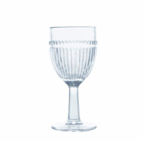 Muurla Muurla Nostalgie Lot de 2 verres à vin Transparent 20cl
