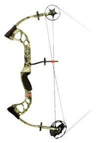 PSE Stinger 3G Bow, MOBU INFINITY, RH 29/60