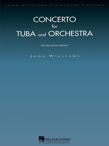 Concerto for Tuba (Tuba with Piano Reduction) (Guitar Recorded Versions)