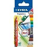 Lyra - Crayon De Couleur Triple One D6.25mm - Etui De 6