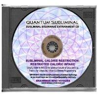 BMV Quantum Subliminal CD Calorie Restriction: Restricted Caloric Intake (Ultrasonic Subliminal Series)