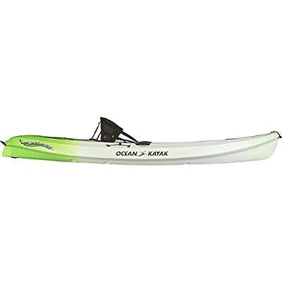 07.6360.1045 Ocean Kayak Scrambler 11 Sit-On-Top Recreational Kayak, Envy from Johnson Outdoors Watercraft