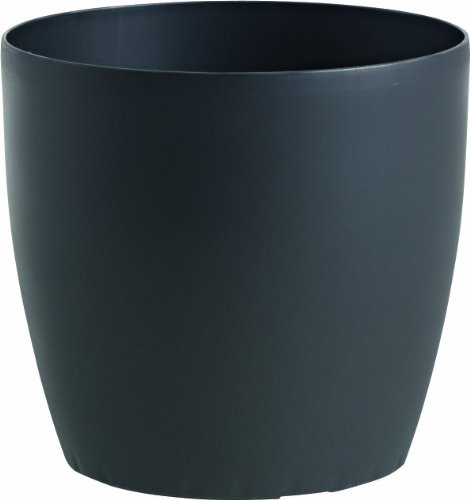 Emsa Blumenkübel CASA Matt, Granit, Ø 22 cm