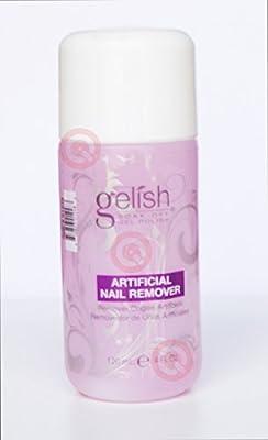 Gelish Soak Off Gel Nail Polish Remover 120mL (4 fl oz)