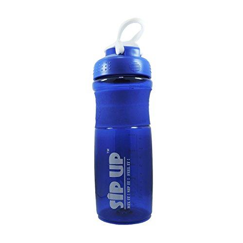 Sip Up Speed Blue Shaker Bottle 750 ML