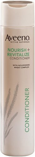 Aveeno Nourish+ Revitalize Conditioner, 10.5-Ounce Bottles (Pack Of 3) front-341982