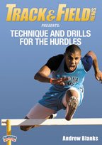 Buy Andrew Blanks: Track & Field News Presents: Technique and Drills for the Hurdles (DVD) by Championship Productions