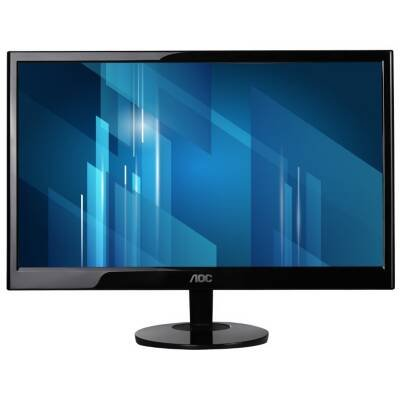 AOC e2251Fwu 22 LED Monitor 16:9 5ms 1920x1080