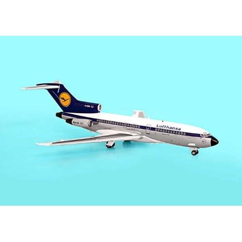 Amazon.com: AVIATION200 1-200 Scale Model Aircraft BBOX0968P Lufthansa