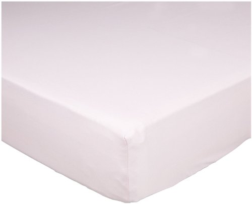zicci bea Perfect Pink Toddler Fitted Sheet