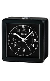 Seiko Clocks Bedside Alarm #QHE082JLH