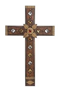 Decorative Metal Cross Wall Decor Home Kitchen: home decor wall crosses