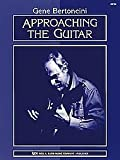 img - for Approaching the Guitar (Ge 56) Paperback June, 1991 book / textbook / text book