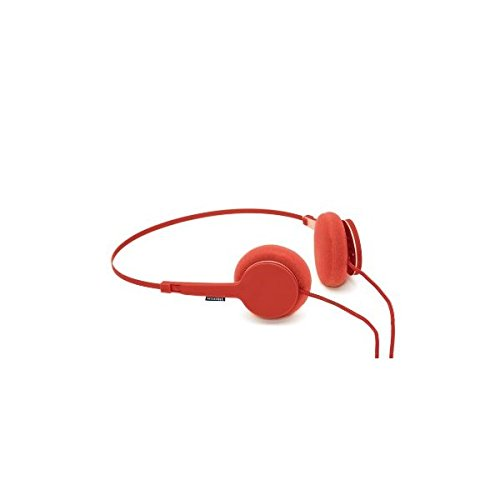 Urbanears Tanto 4090333 On-Ear Headphone With Mic (Tomato)