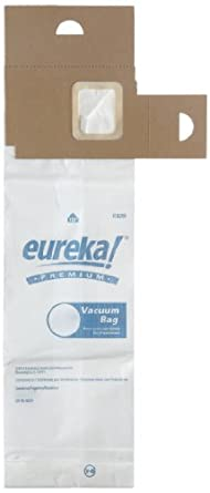 Electrolux EUR 61820-6 Disposable Bag For 5815 Vacuum Cleaner 3-Pack (Case of 6)