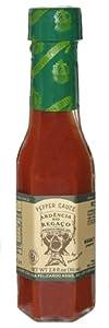 "Company of Herbs - Brazilian Hot Pepper Sauce ""Ardência no Regaço"" 80ml (Burn Little Devil) - very spicy by Cia das Ervas"