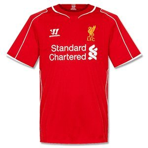 Liverpool Home Jersey 2014/2015