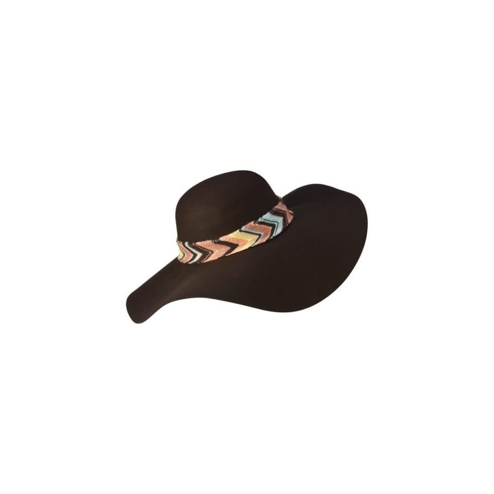 022ecf9d7a271 Target® Womens Felt Floppy Hat BROWN 100% wool on PopScreen