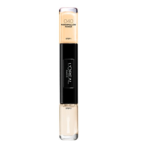 L'Oréal Makeup Designer Paris Infallible Gel, Smalto Effetto Gel, 40 Marshmallow Power