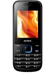 Intex U AA Power Plus (Black) Mobile Phone