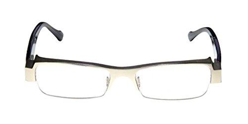 designer eyeglasses frames  designer half-rim spring